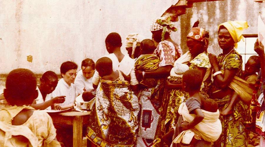 1983 - Ottenimento dell'idoneità per operare in qualità di Organismo Non Governativo (O.N.G.)