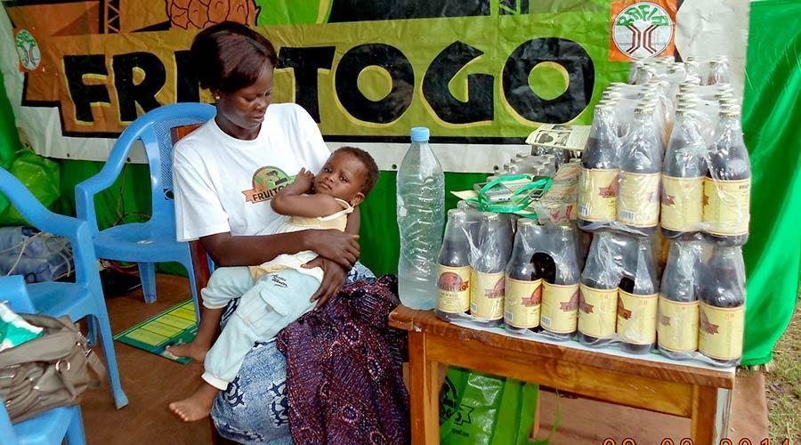 """Nel 2012 diventiamo partner della Fondazione Milano per Expo 2015 nel progetto """"Tomatogo – Jeunes Filles Pour l'Agro"""" in Togo."""